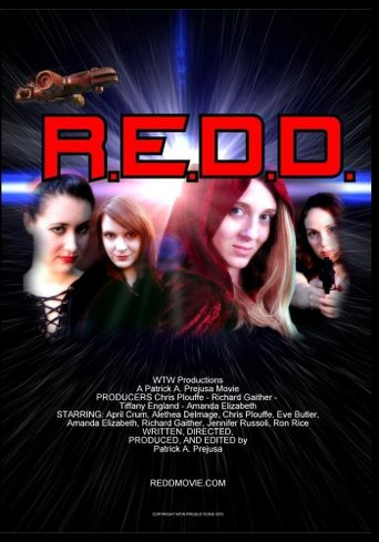 R.E.D.D. Poster