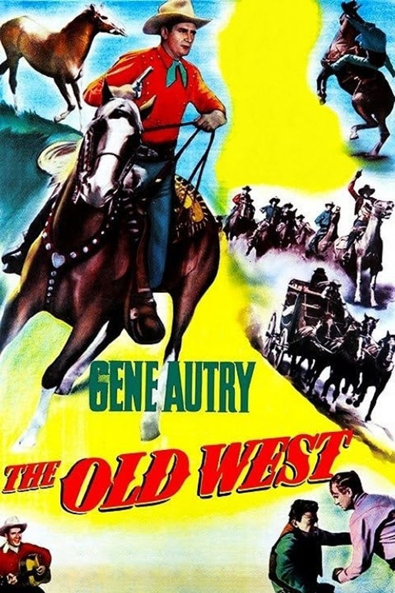 The Old West Poster