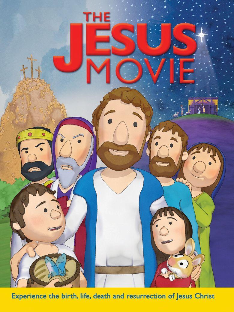 The Jesus Movie Poster