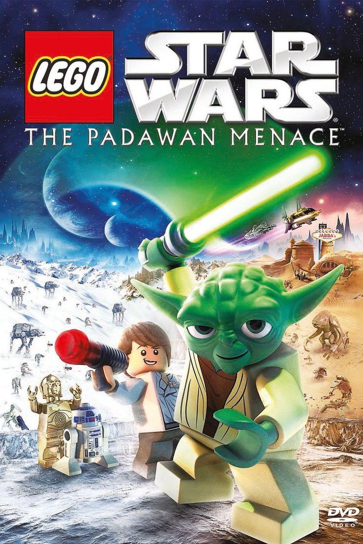Lego Star Wars: The Padawan Menace Poster