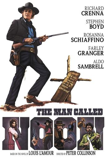 The Man Called Noon Poster