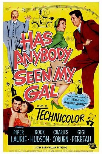 Has Anybody Seen My Gal? Poster