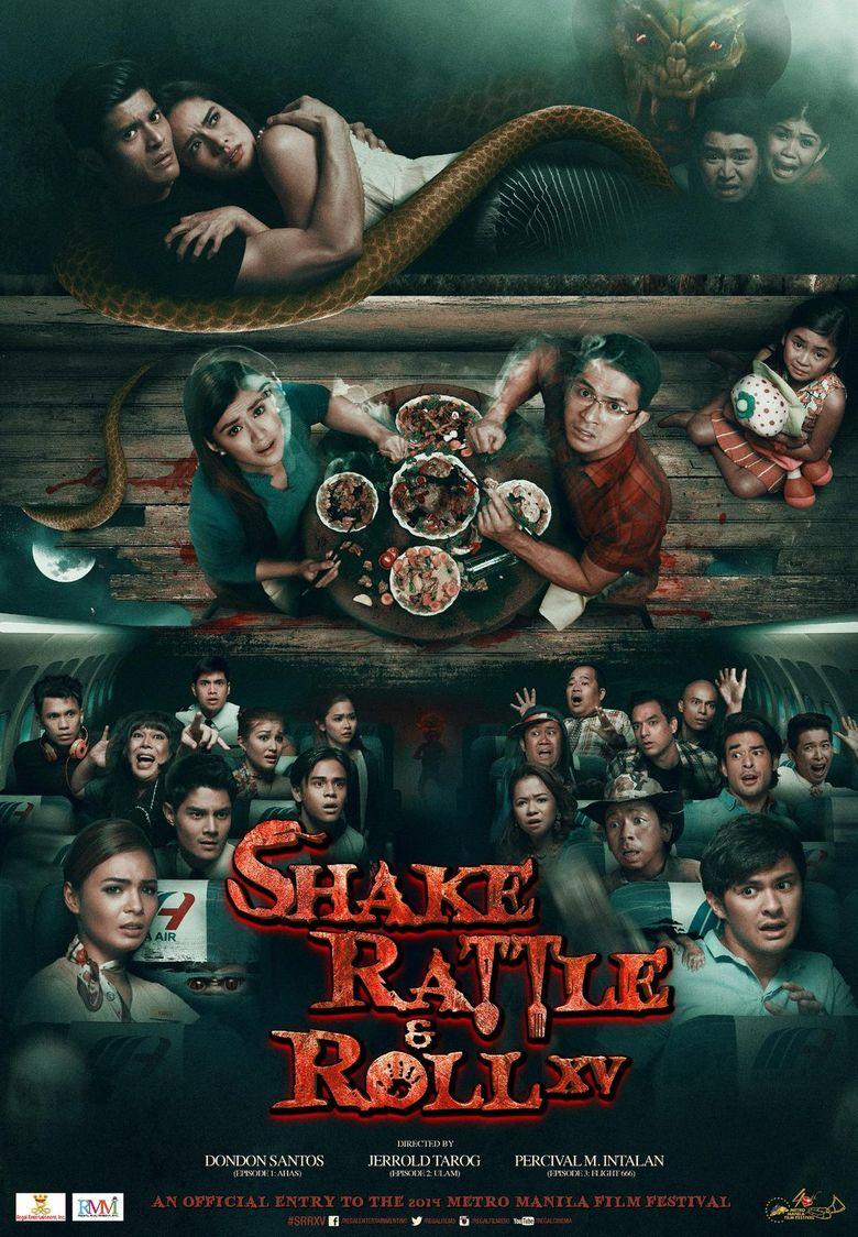 Shake, Rattle & Roll XV Poster