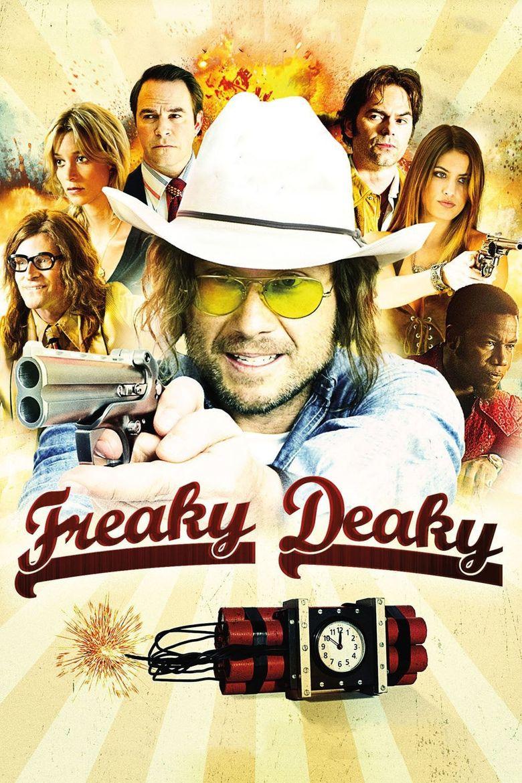 Freaky Deaky Poster