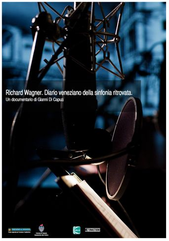 Wagner in Venice Poster