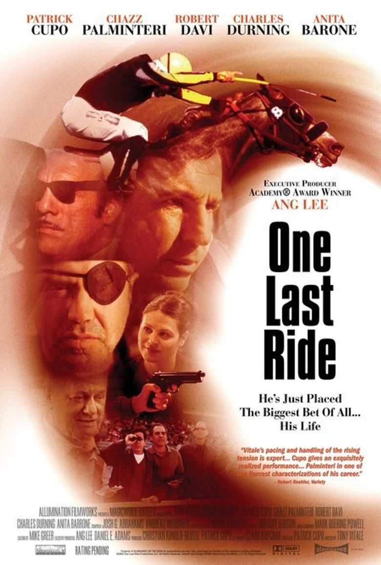 One Last Ride Poster