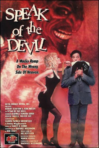 Speak of the Devil Poster