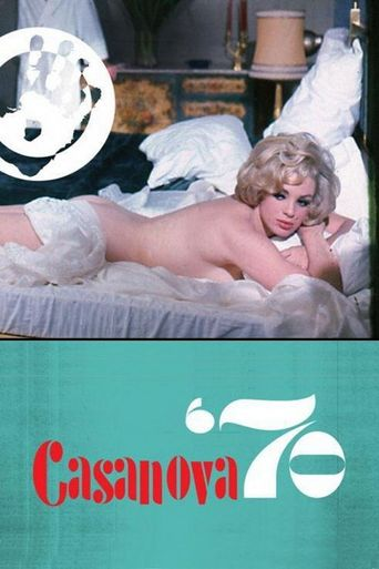 Casanova '70 Poster