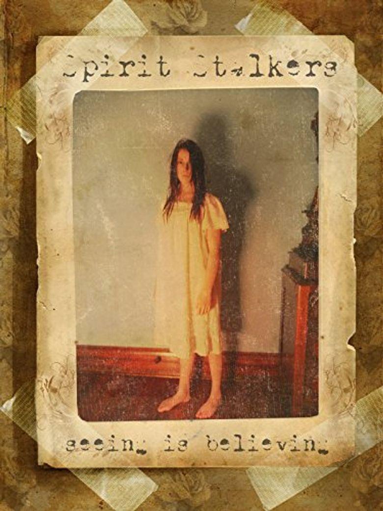 Spirit Stalkers Poster