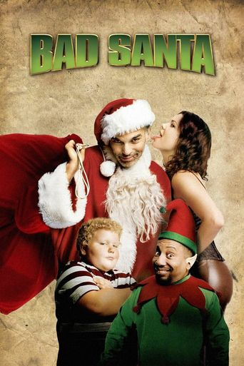 Watch Bad Santa
