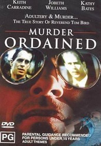 Murder Ordained Poster
