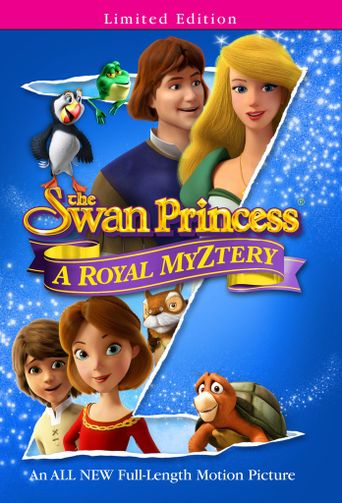 The Swan Princess: A Royal Myztery Poster