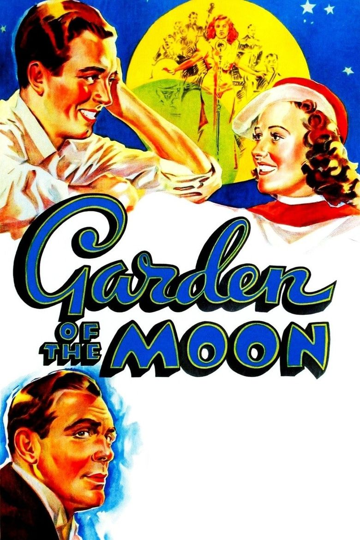 Garden of the Moon Poster