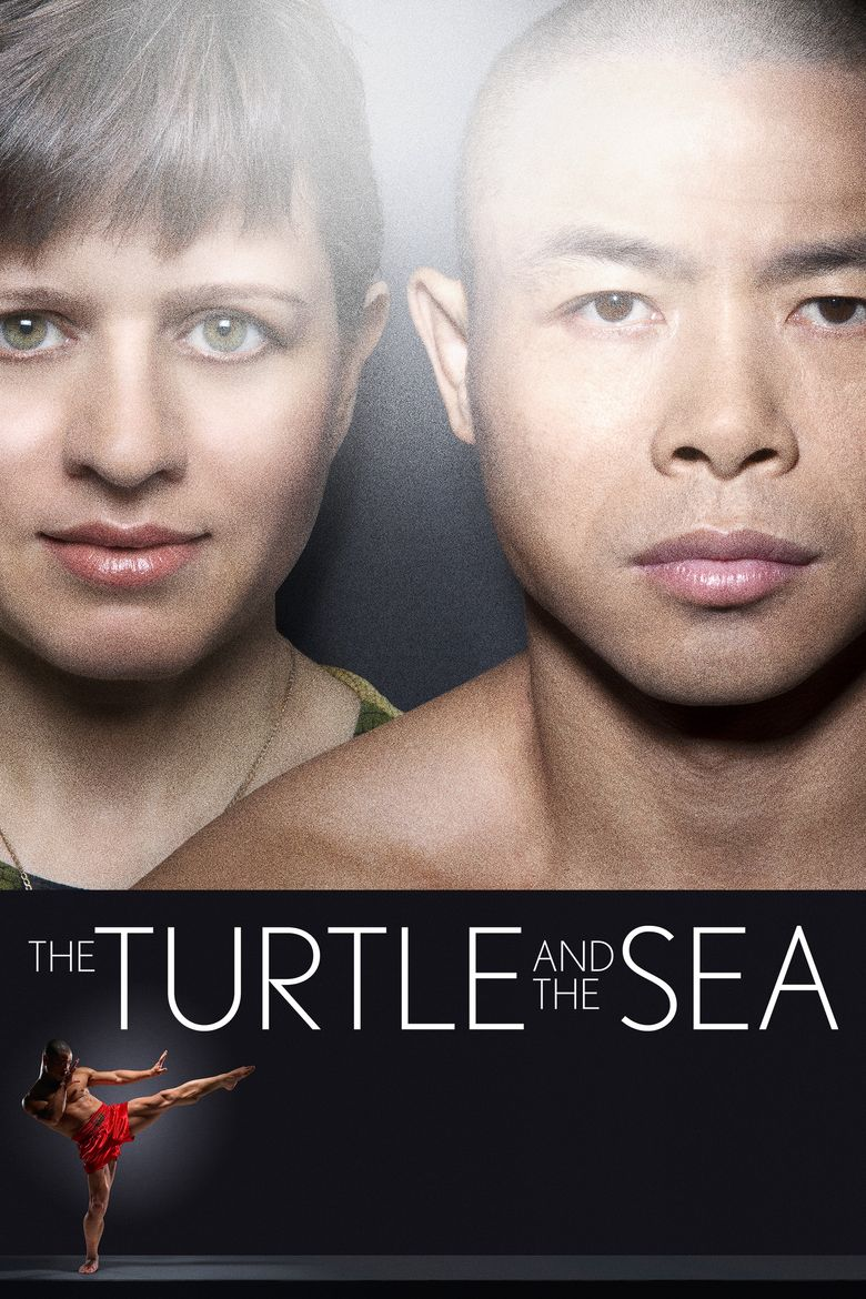 The Turtle and the Sea Poster