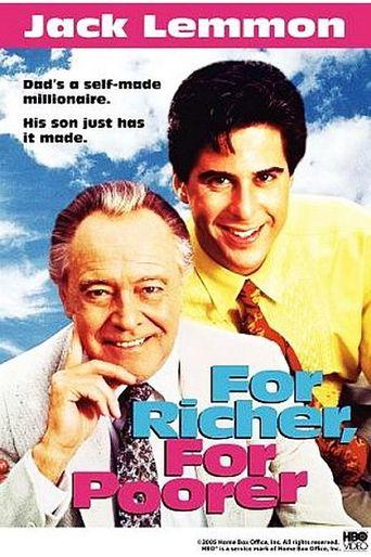 For Richer, for Poorer Poster