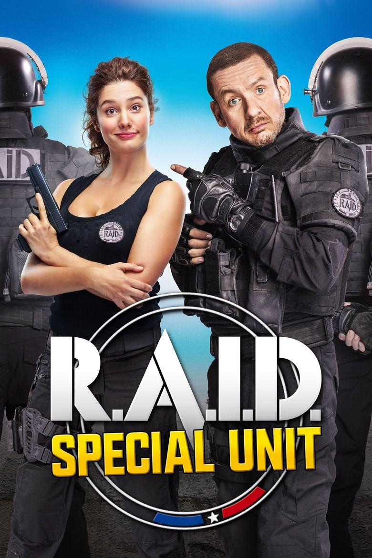 R.A.I.D. Special Unit Poster