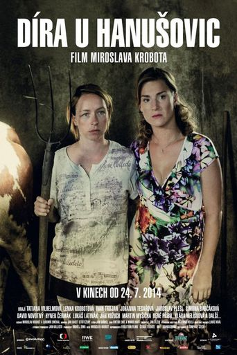 Nowhere in Moravia Poster