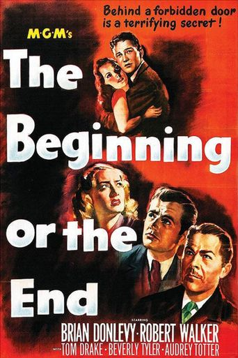 The Beginning or the End Poster