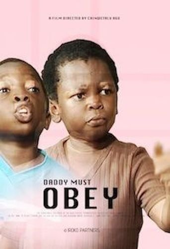 Daddy Must Obey Poster