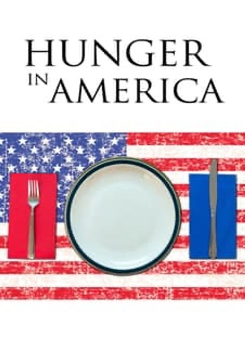 Hunger in America Poster