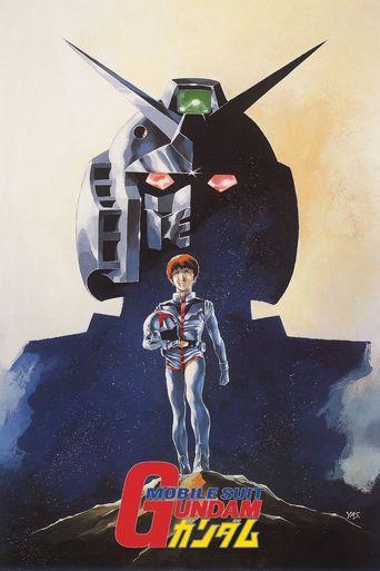 Mobile Suit Gundam I Poster