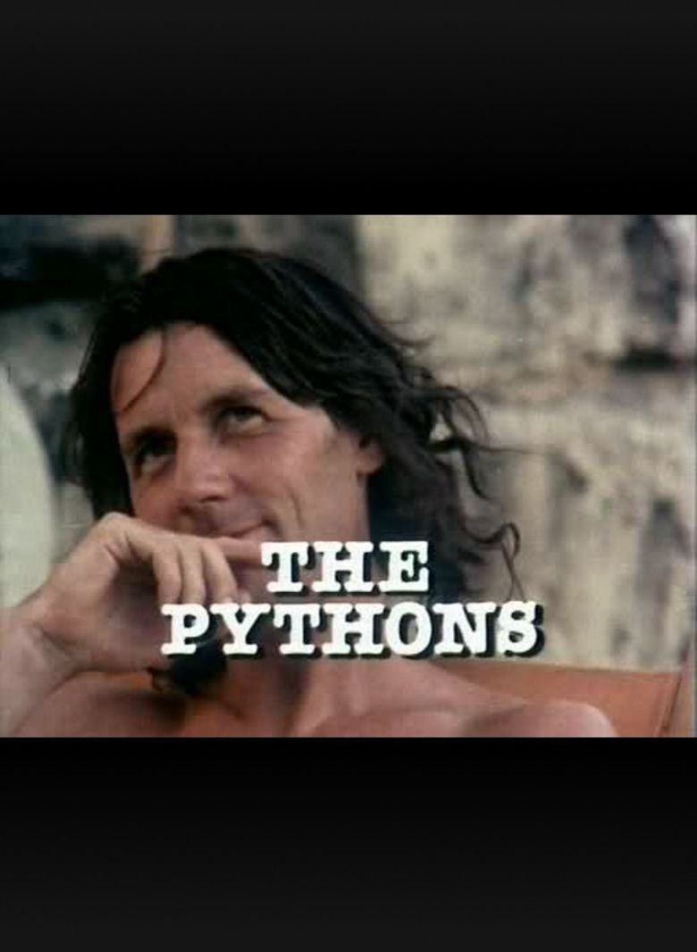 The Pythons: Somewhere in Tunisia, Circa A.D. 1979 Poster