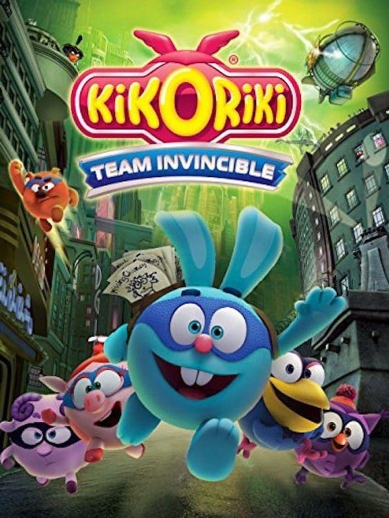 Kikoriki: Team Invincible Poster