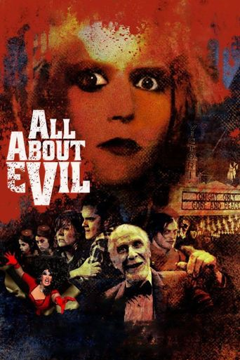 All About Evil Poster