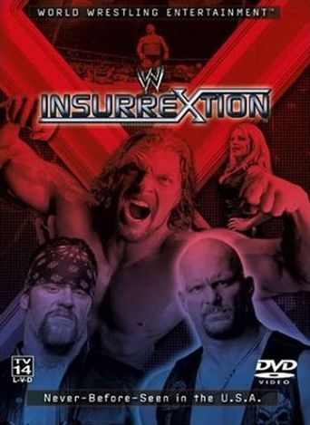 WWE Insurrextion 2002 Poster