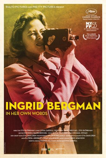 Watch Ingrid Bergman: In Her Own Words