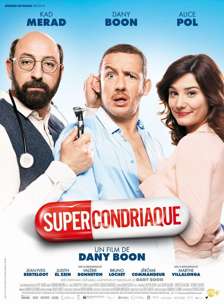 Superchondriac Poster