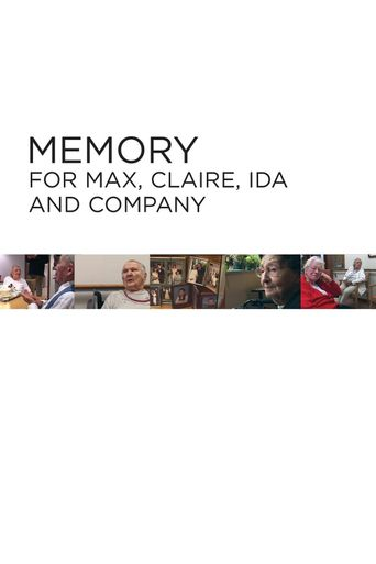 Memory for Max, Claire, Ida and Company Poster