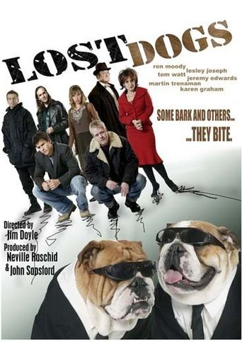 Lost Dogs Poster