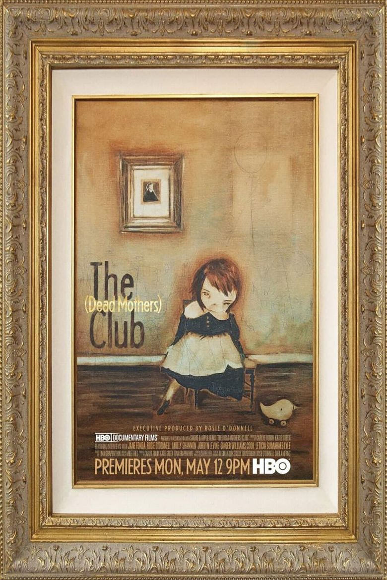 The (Dead Mothers) Club Poster