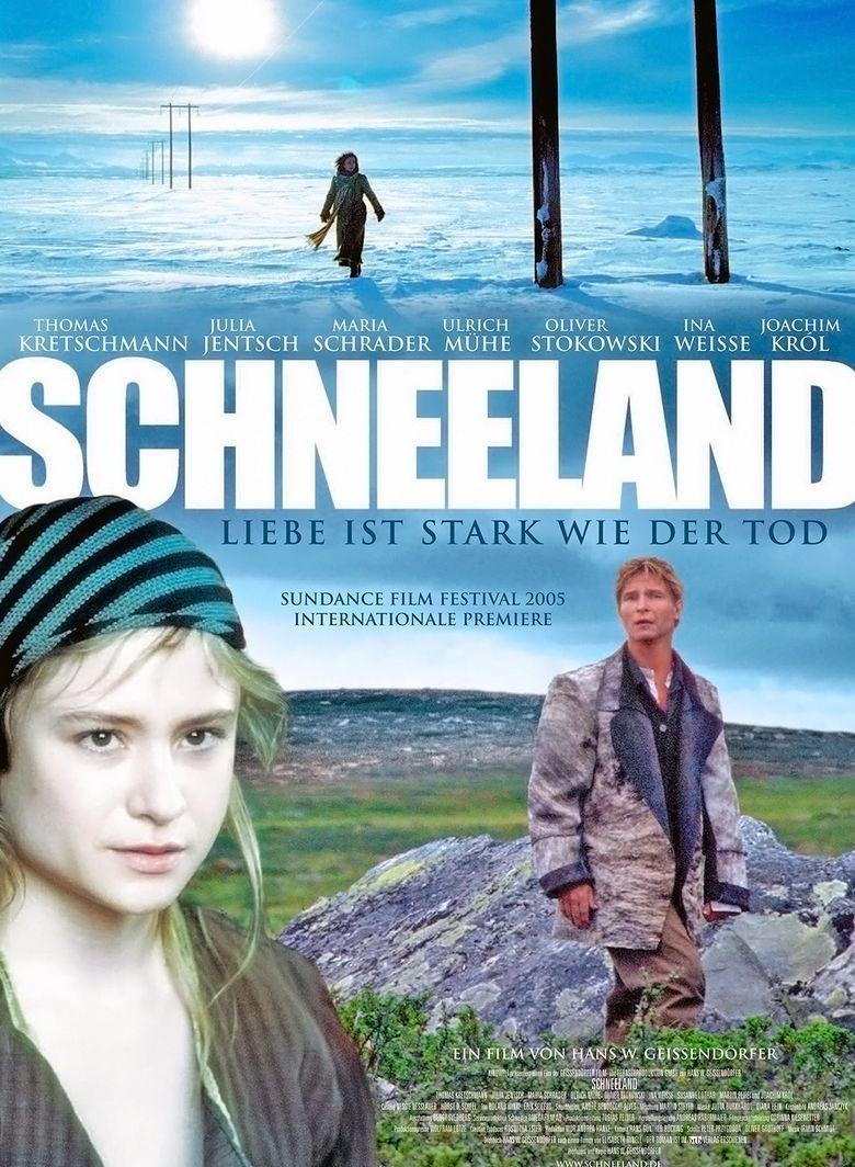 Snowland Poster