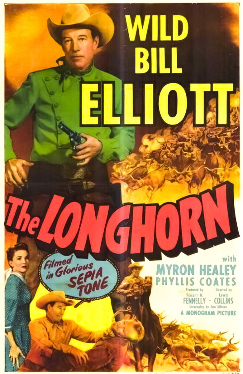 The Longhorn Poster