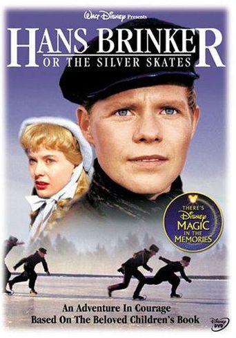 Hans Brinker, or the Silver Skates Poster