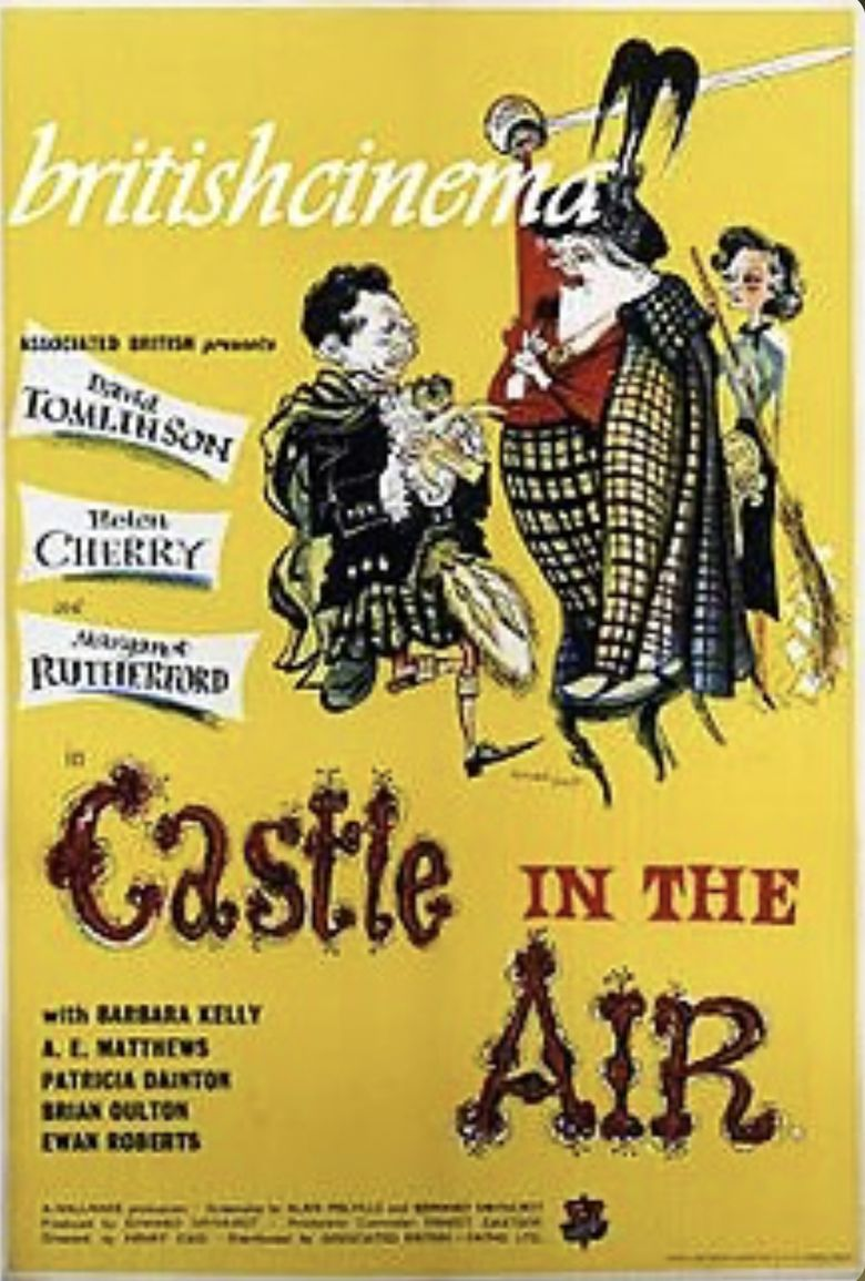 Castle in the Air Poster