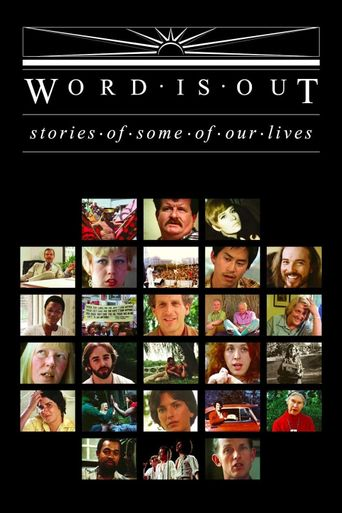 Word Is Out: Stories of Some of Our Lives Poster