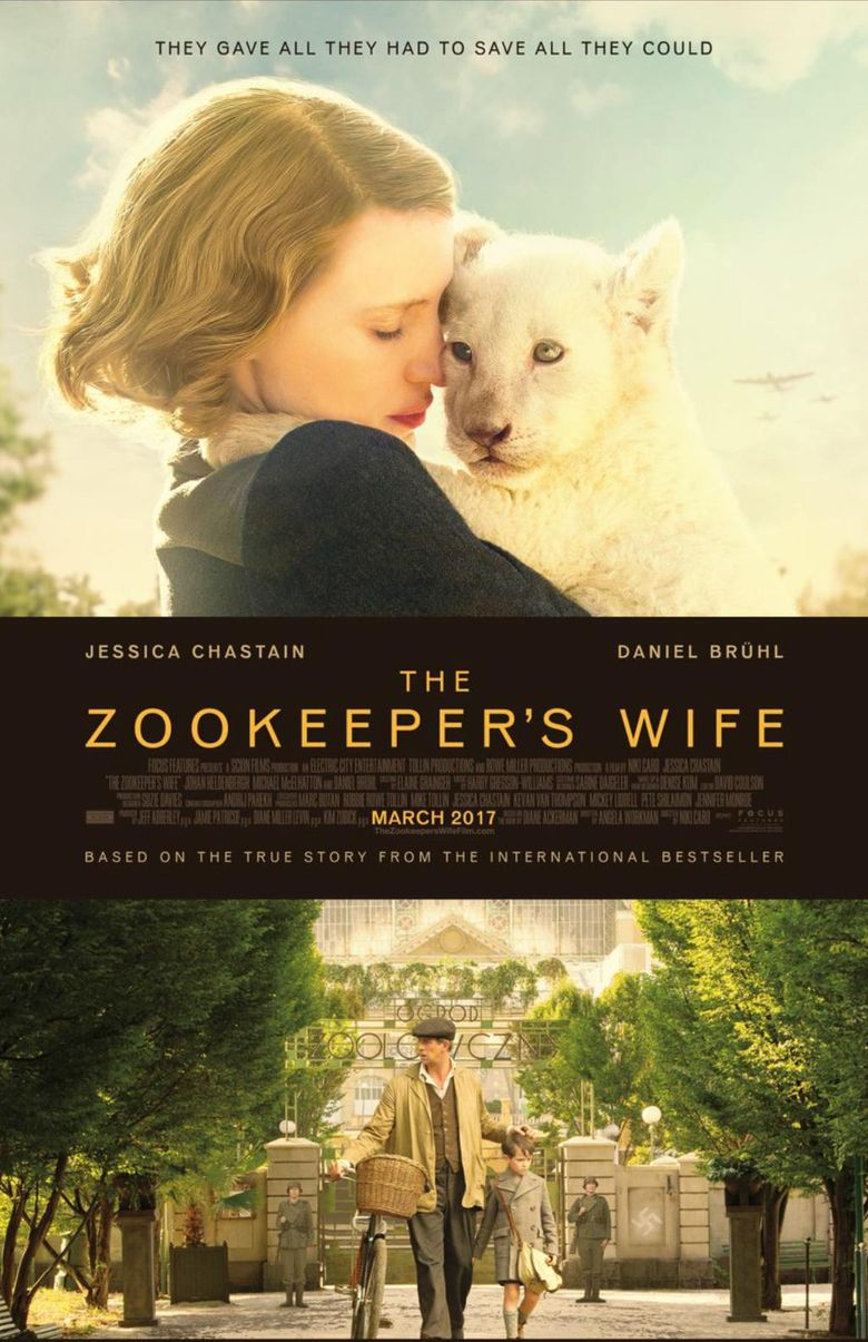 Watch The Zookeeper's Wife