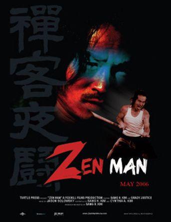 Zen Man Poster