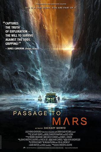 Passage to Mars Poster