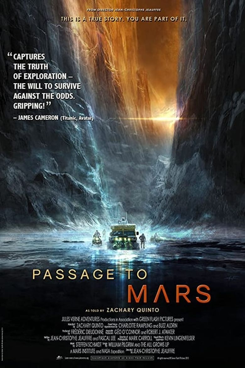 Watch Passage to Mars