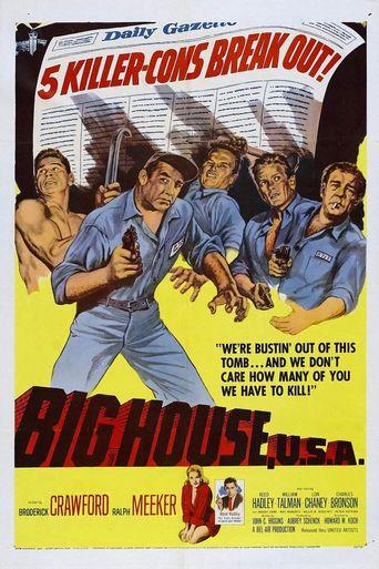 Big House, U.S.A. Poster