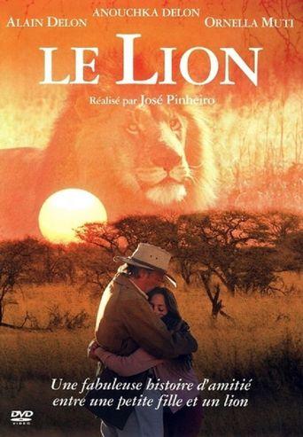 Le lion Poster