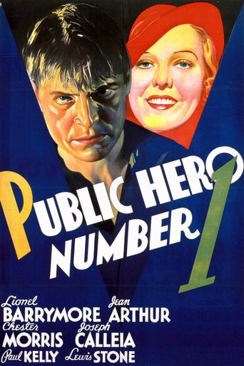 Public Hero Number 1 Poster