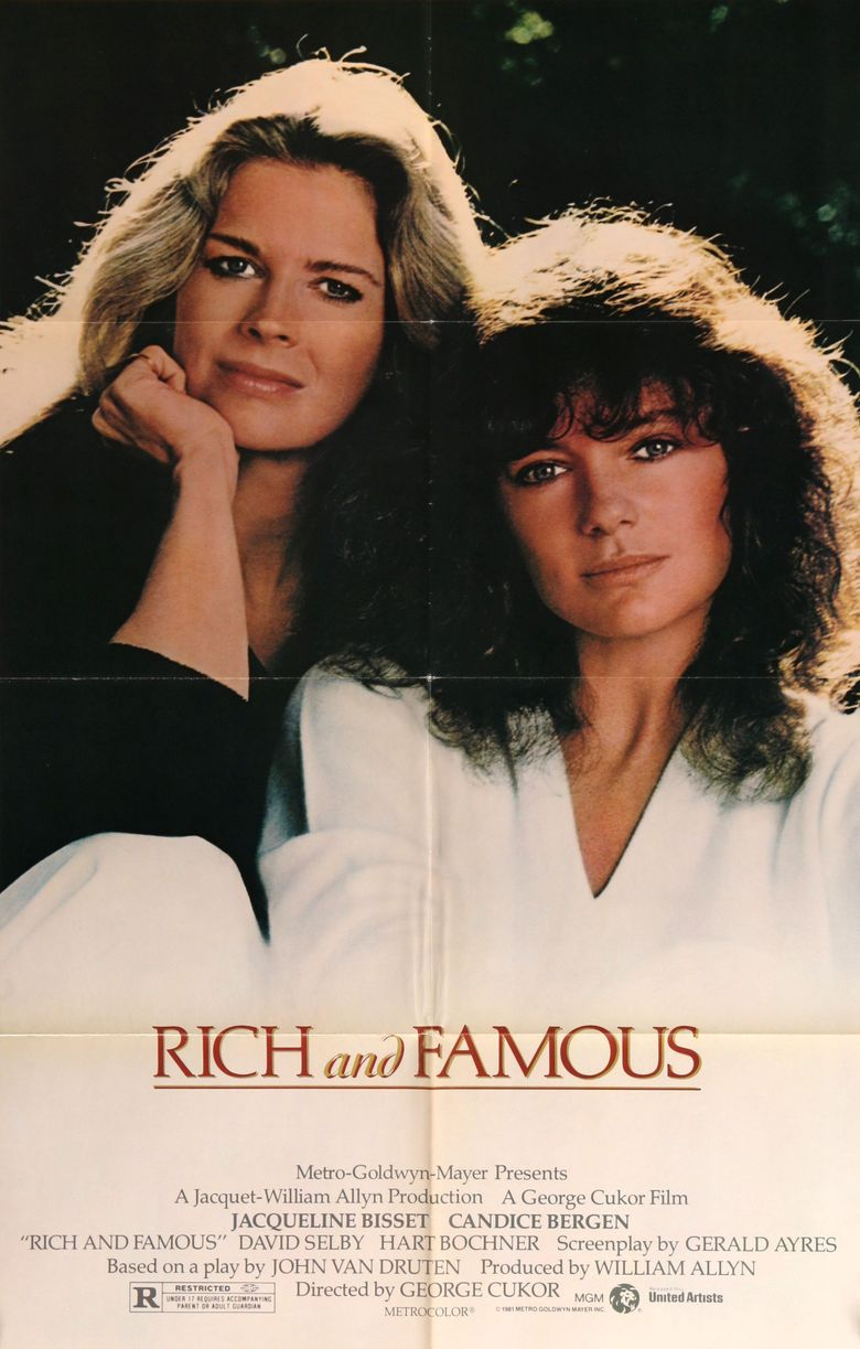 Rich and Famous Poster