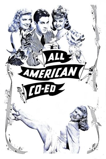 All-American Co-Ed Poster