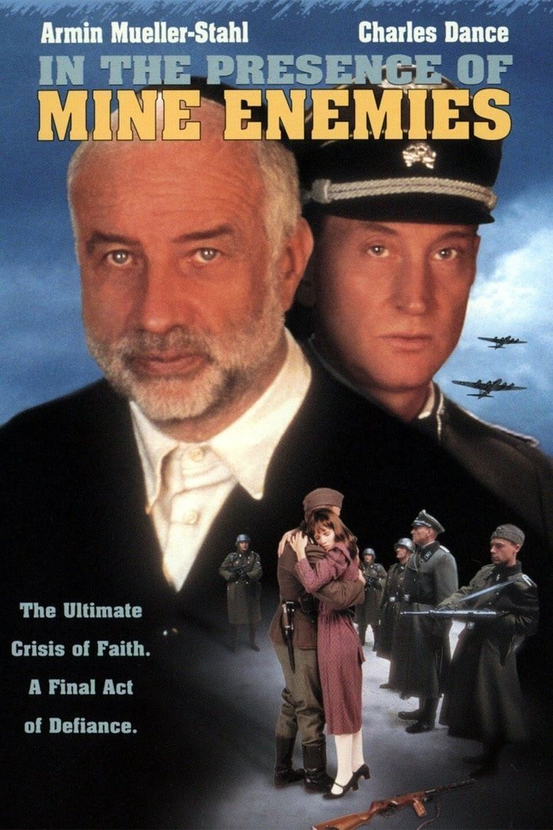 In the Presence of Mine Enemies Poster