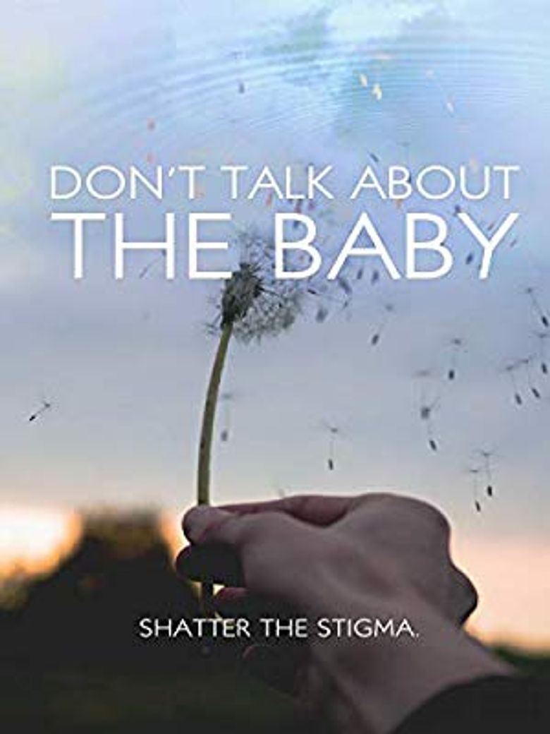 Don't Talk About the Baby Poster